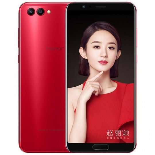 Смартфон Honor V10 6/128GB Dual Charm Red