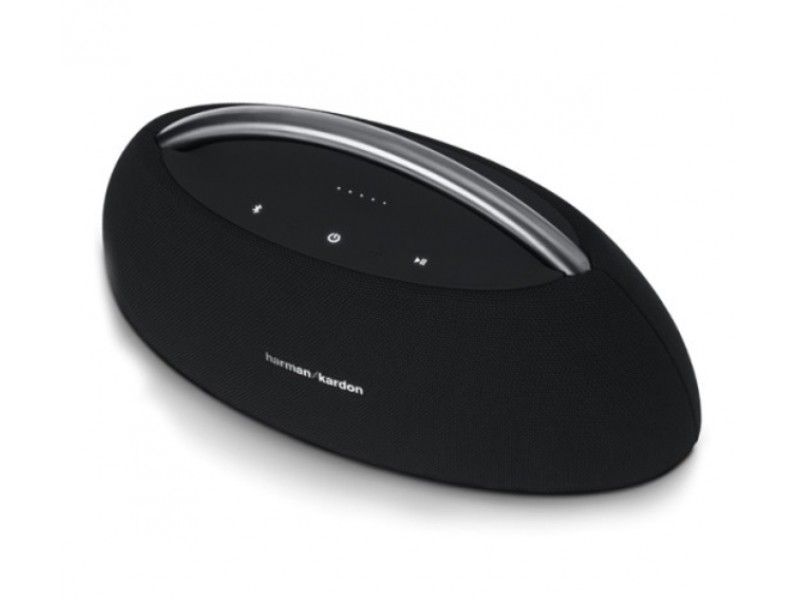 Колонка Harman Kardon Go + Play Wireless Mini Black HKGOPLAYMINIBLKEU