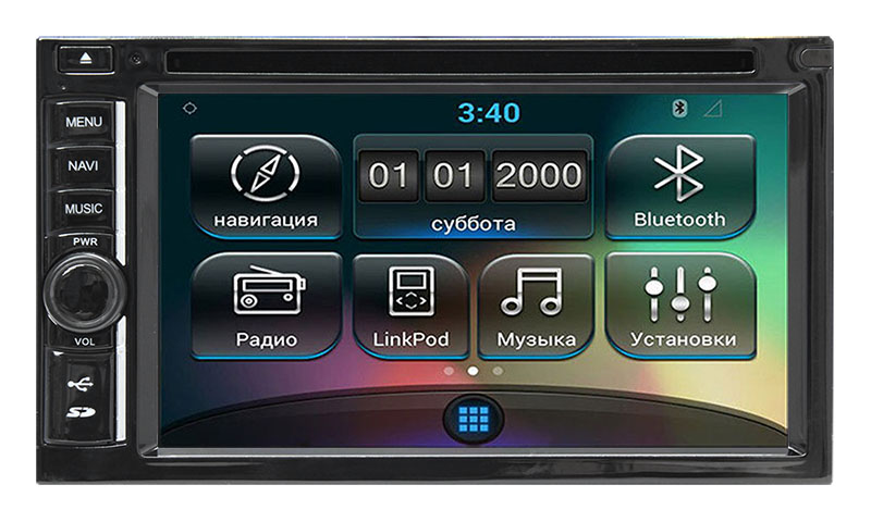 Road Rover Universal UF 172x98 Android+ПОДАРОК КАМЕРА