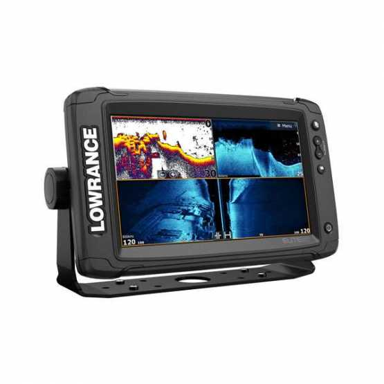 Эхолот Lowrance Elite 9 Ti2 Active Imaging 3-in-1