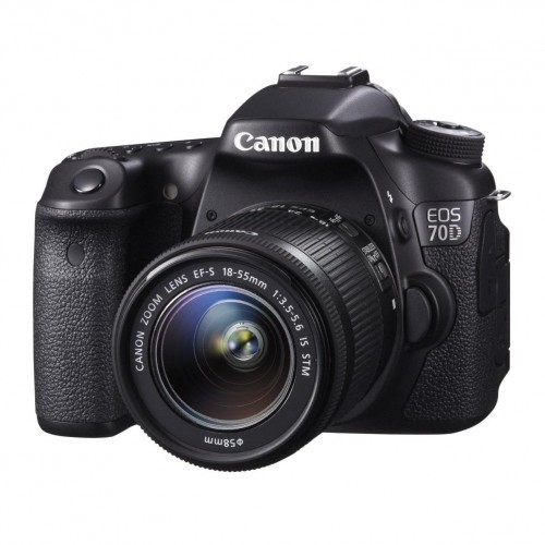 Canon EOS 70D kit (18-55mm) EF-S IS STM