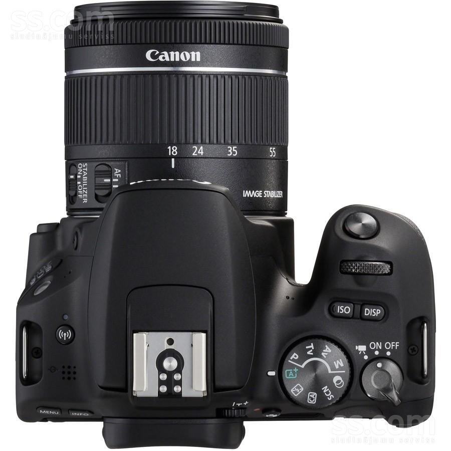 Canon EOS 200D II kit (18-55mm) EF-S DC III