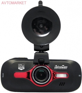 AdvoCam FD8 GPS RED-II