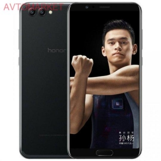 Смартфон Honor V10 6/128GB Dual Midnight Black