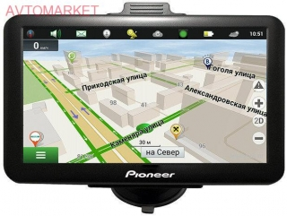 GPS навигатор Pioneer A75 (Android)