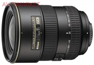Объектив Nikon 17-55mm f/2.8G IF-ED AF-S DX Zoom-Nikkor