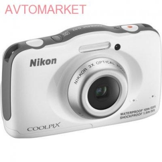 Nikon Coolpix W100 White