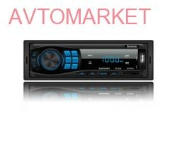 Автомагнитола Fantom FP-304 Black/Blue